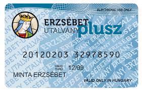 Erzsébet Plussz kártya